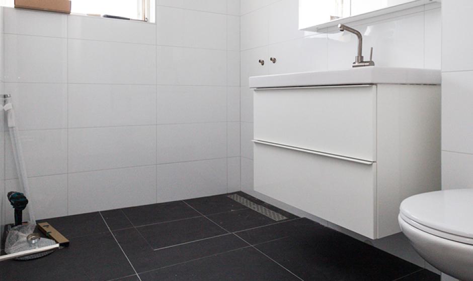 badkamer Totaalbouw Leeuwarden