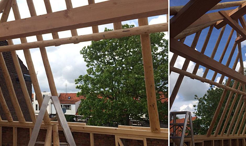 Totaalbouw Leeuwarden dakbouw